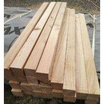 Kerítésstafni 4x4 cm 4 m